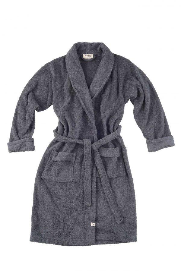 Bath Home Robe Cotton Comfortable Walra Anthracite