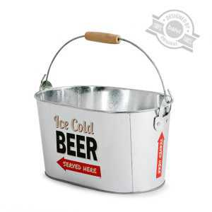 Beer Cooler Party Ice Bucket Balvi Gadget