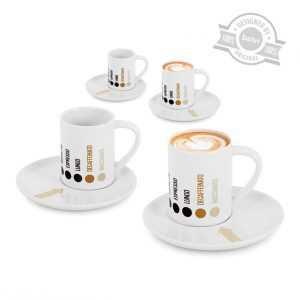 Coffee Espresso Expresso Barista Cups Balvi Gadget