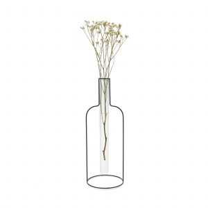 Flower Rose Vase Bottle Balvi Gadget Design