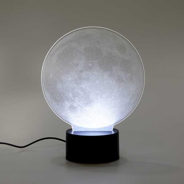 LED Lamp Moon Balvi Gadget