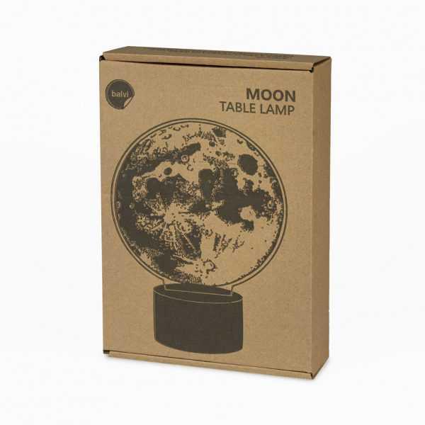 Balvi Table lamp Moon (USB)