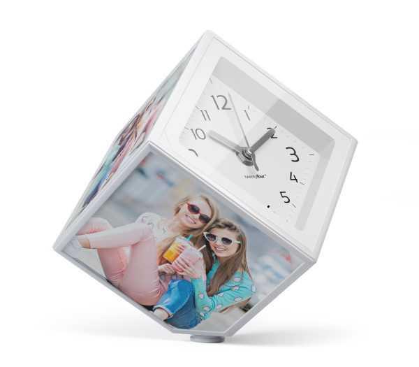 Clock Photo Frame Balvi Gadget