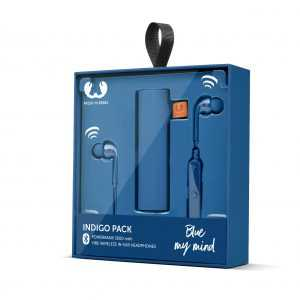 Powerbank Headphone Giftpack Fresh Rebel