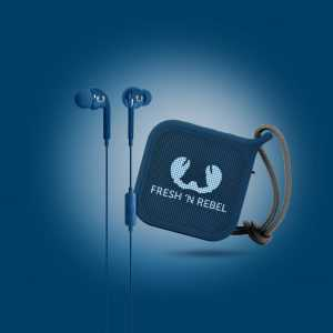 Powerbank Bluetooth Speaker Giftset Fresh Rebel