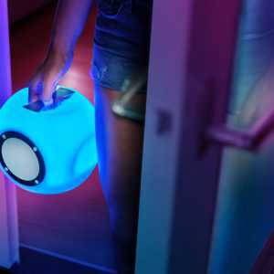 Trust Lara Bluetooth Speaker LED Party Lights