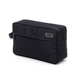 Travel Toiletry Bag Lexon Design Black