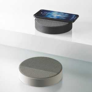 Bluetooth Speaker and Charger OSLO Lexon Design