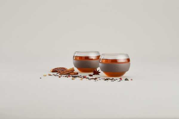 Tea Cups Set Calm Lekue