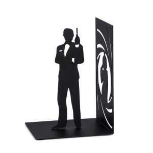 Bookend Agent Bond Metal Balvi