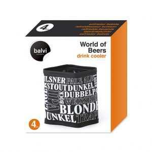 Balvi Drinks Cooler World of beers