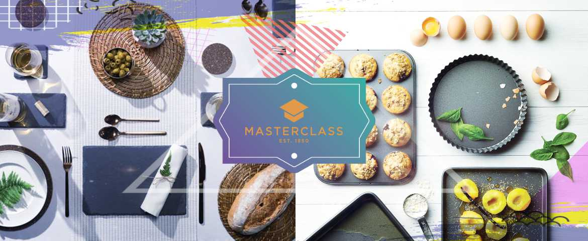 Master Class Cook with confidence
