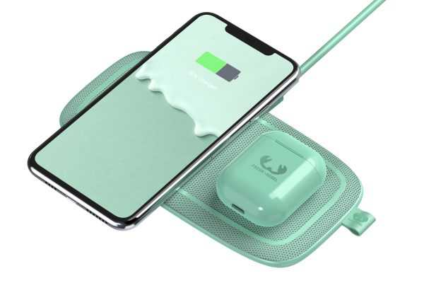 Wireless Charging Pad BASE DUO Fresh Rebel