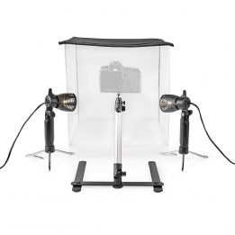 Portable Photo Studio Kit 40x40x40 Nedis