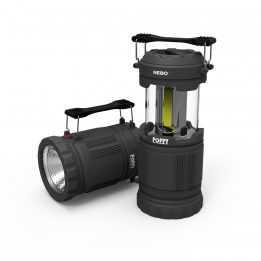Camping Oudoor Spotlight Lantern 300lm NEBO POPPY