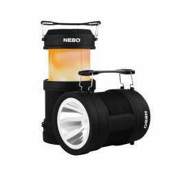 Flashlight Lantern Powerbank Rechargeable  NEBO BIG POPPY