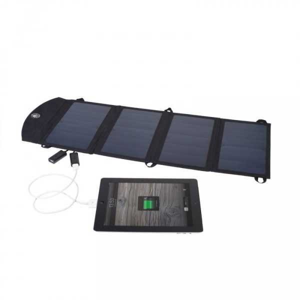 Solar Power Charger 24 Watts Xtorm AP 175