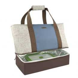 Coolbag 18 liter Dual Compartment Hot Cool Campingaz
