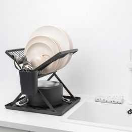 Dish Washing Rack Dryer Foldeable Brabantia