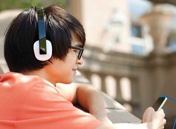 Headphone Logitech