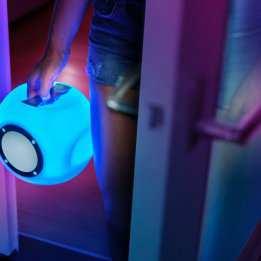 Trust Lara Bluetooth Speaker LED Party Lights