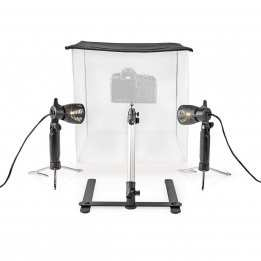 Portable Photo Studio Kit 40x40x40 Nedis