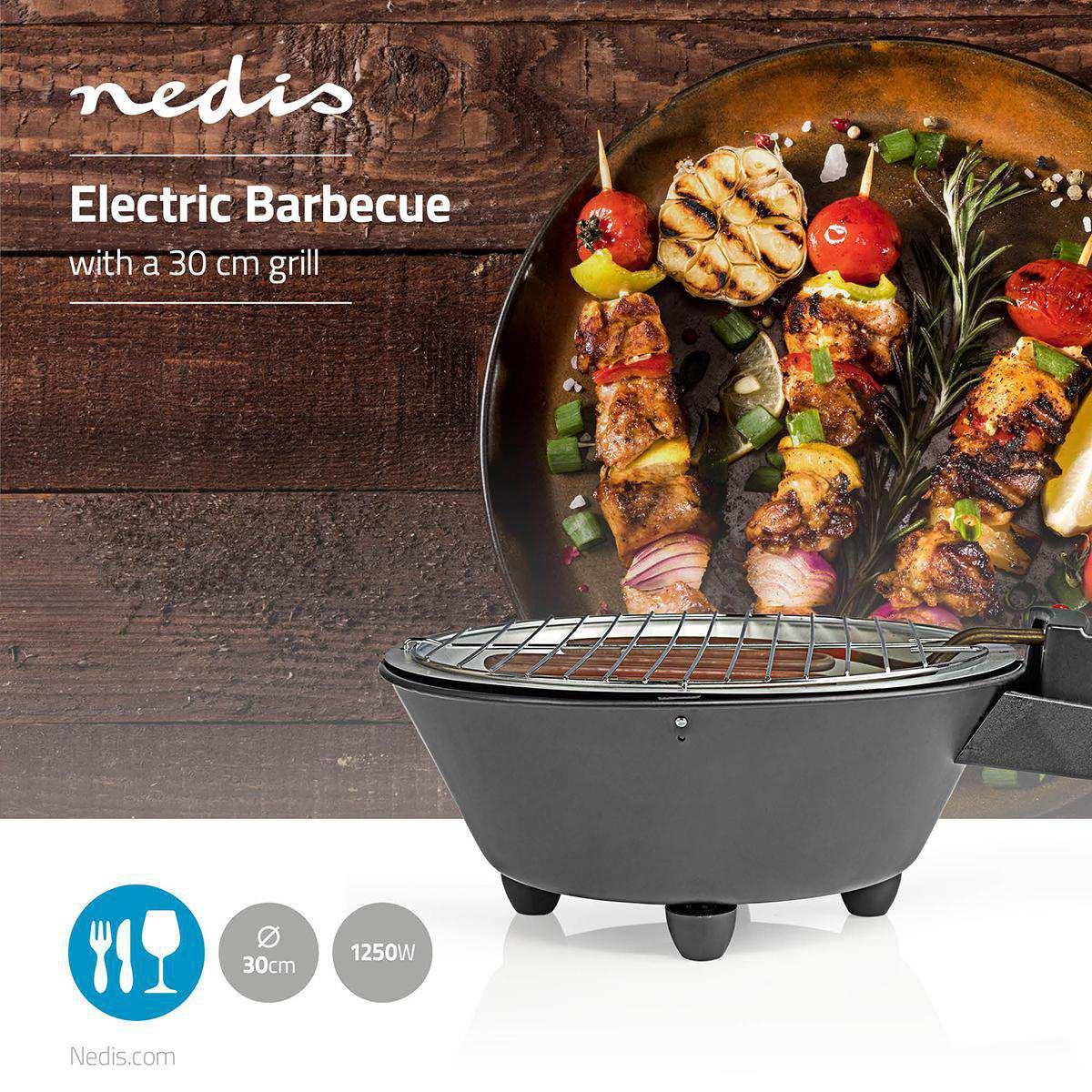 BBQ Electric Table Nedis