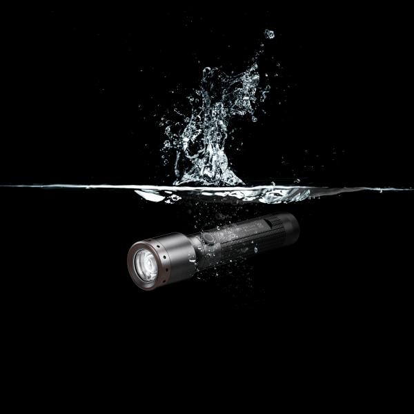Rechargeable Flashlight 500lm P5R Core LedLenser