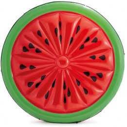 Airbed Floating Matrass Summer Beach Intex Watermelon