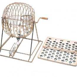 Bingo Mill Game Set Longfield Games
