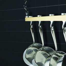 Pots Hanging Ceiling Kitchen Design MasterClass Rack
