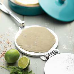 Tortilla Press Mexican Food World of Flavours KitchenCraft