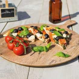Food Platter Serving Summer Wood KitchenCraft