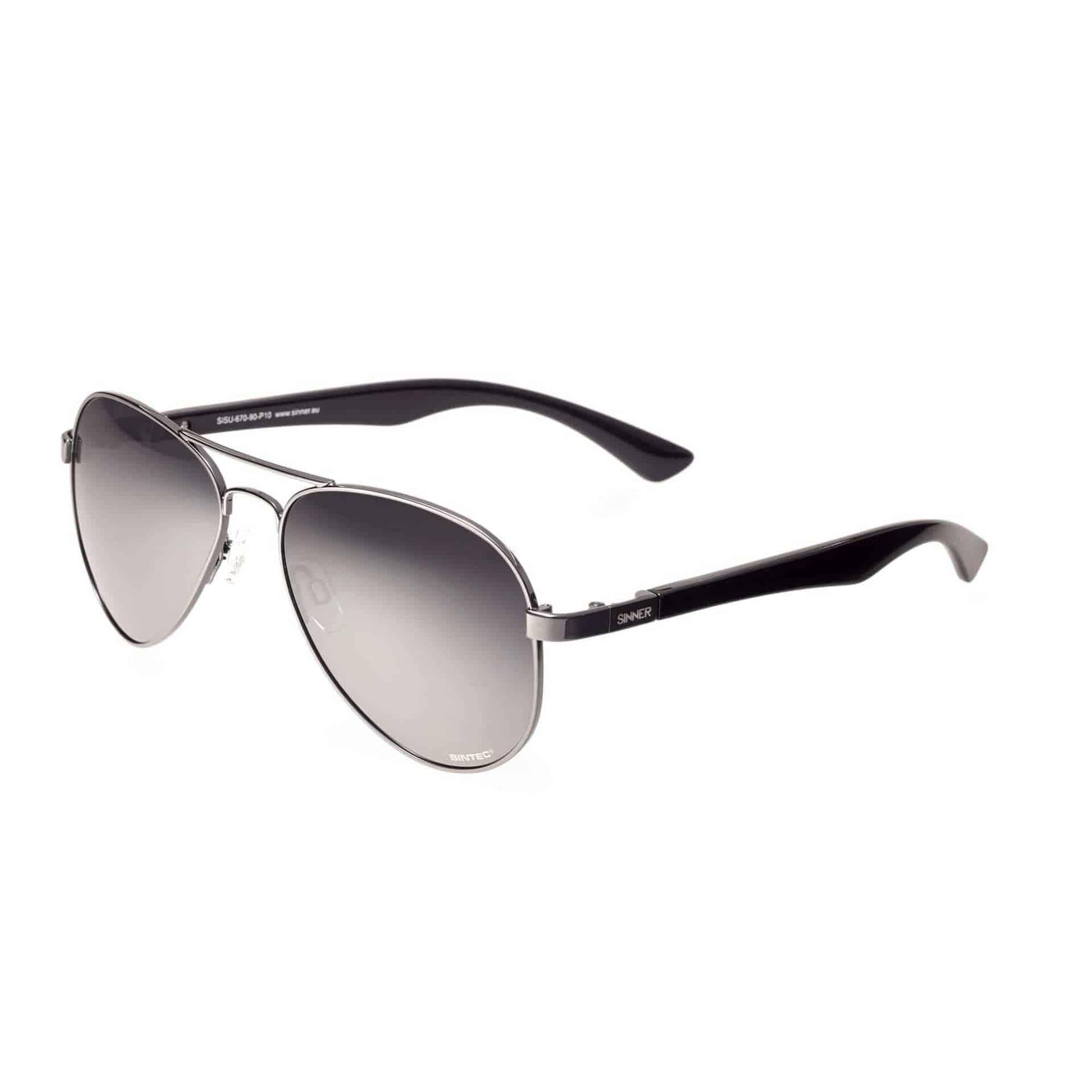 Sunglasses Summer Sinner Santos Dark Gun