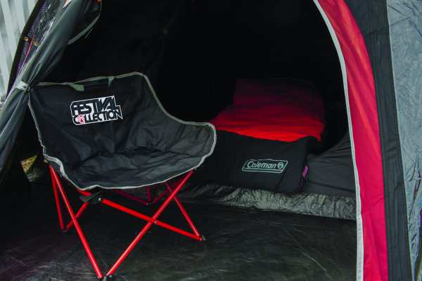 Sleeping Bag Single Festival Coleman