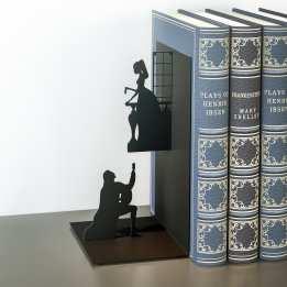 Book Reading Stand Bookshelf Bookend Romantic Balvi