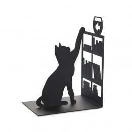 Bookend Shelf Balvi Fishing Cat